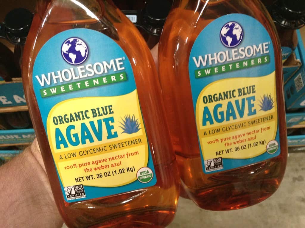 Agave Syrup, Foods that start with A