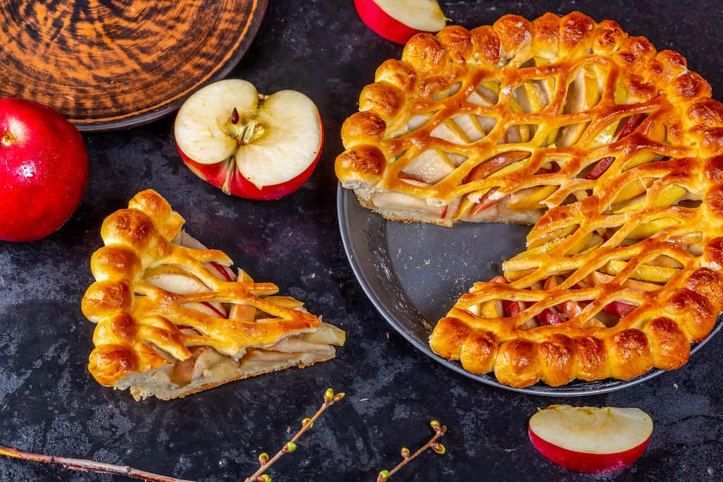 apple pie, Foods that start with A