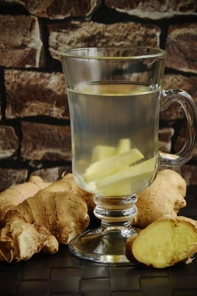 ginger tea, best juicer for ginger
